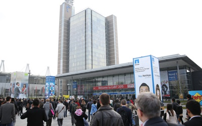 CeBIT 2016 Hannover