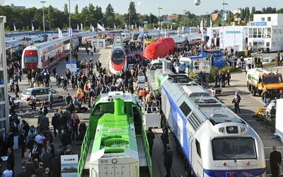 InnoTrans 2012 Berlin