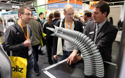 SPS/IPC/DRIVES 2011 Nürnberg